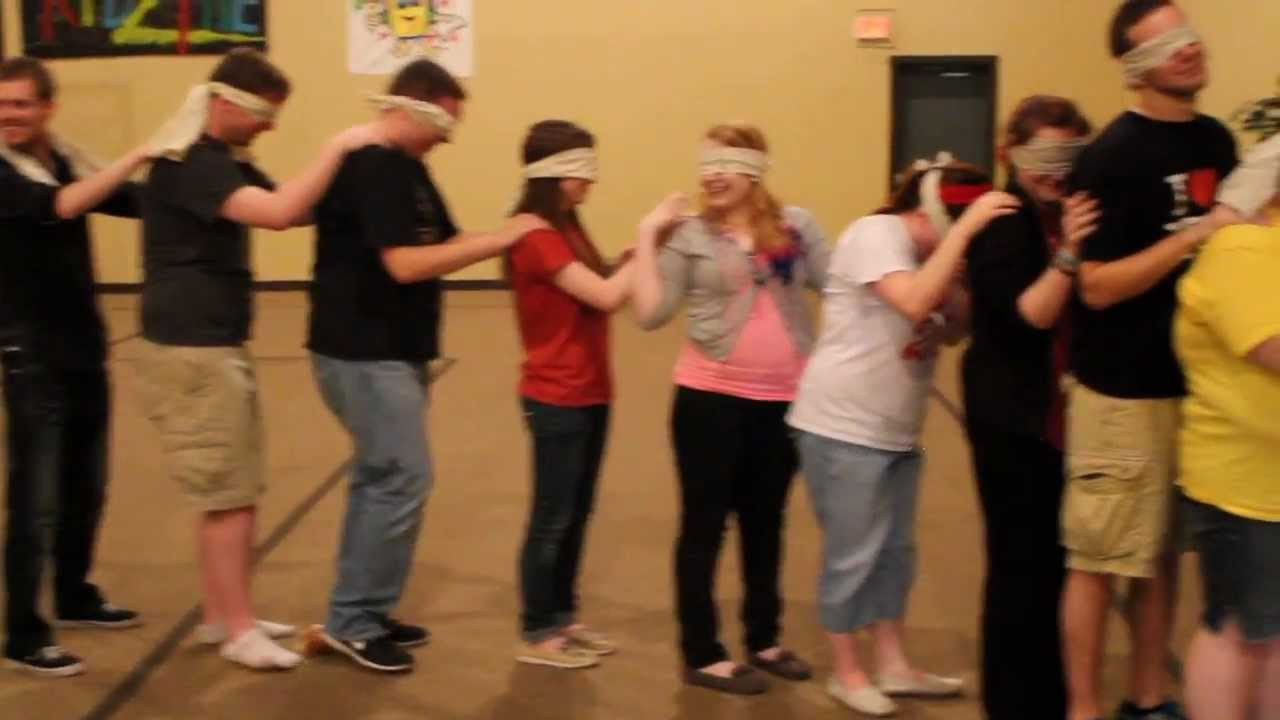 Best ideas about Adult Fun Activities . Save or Pin Snakes A Trust and Team Building Activity Now.