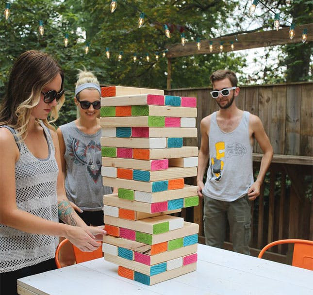 Best ideas about Adult Fun Activities . Save or Pin 50 Outdoor Games to DIY This Summer Now.