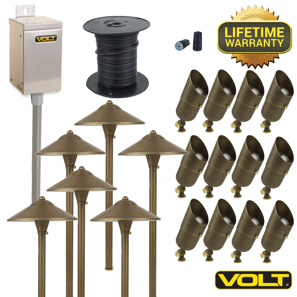 Best ideas about Affordable Quality Lighting . Save or Pin Modern Landscape Led Lighting Kits Create Dramatic Outdoor Now.