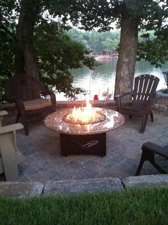 Best ideas about All Backyard Fun . Save or Pin Our Oriflamme firepit from All Backyard Fun Now.