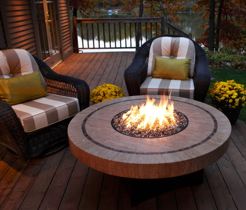 Best ideas about All Backyard Fun . Save or Pin Sahara Gas Fire Pit Found here Now.