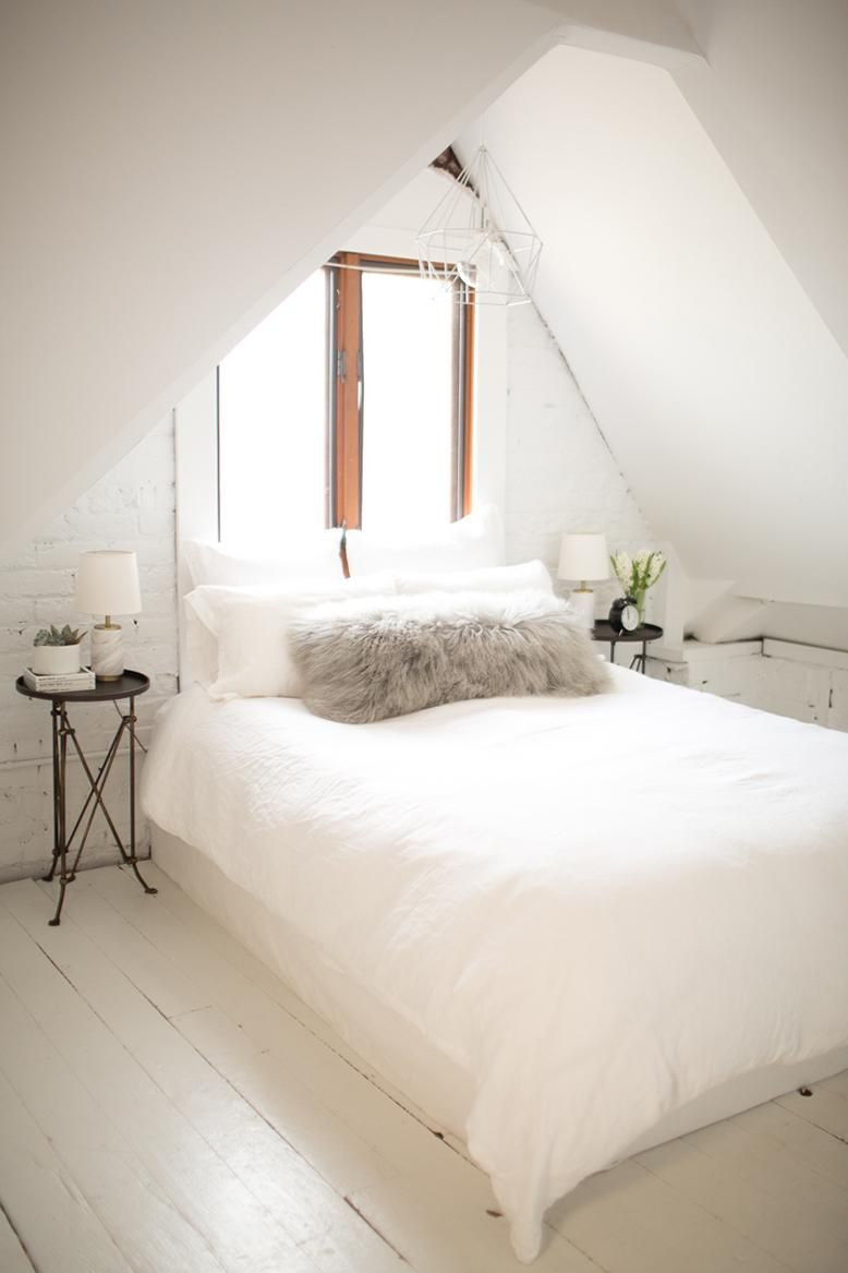 Best ideas about All White Bedroom . Save or Pin All White Bedrooms Now.