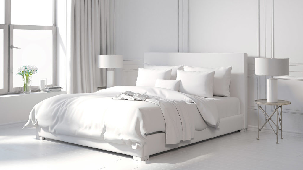 Best ideas about All White Bedroom . Save or Pin Tough Sell 6 Bedroom Design Trends That Buyers Hate Now.