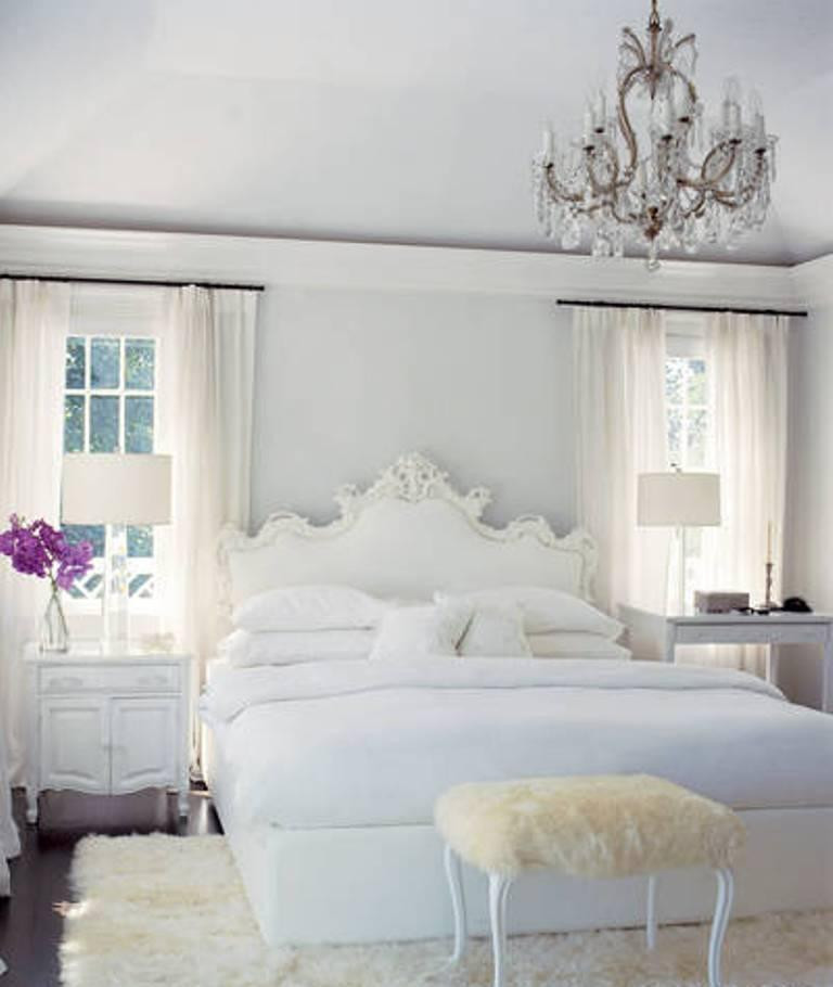 Best ideas about All White Bedroom . Save or Pin 20 Breathtakingly Soft All White Bedroom Ideas Rilane Now.