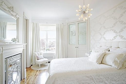 Best ideas about All White Bedroom . Save or Pin All White Now.