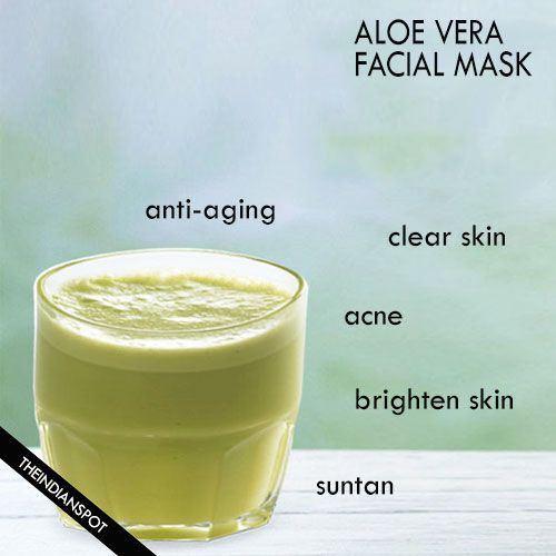 Best ideas about Aloe Face Mask DIY . Save or Pin 5 Best Homemade Aloe Vera hydrating face mask Now.