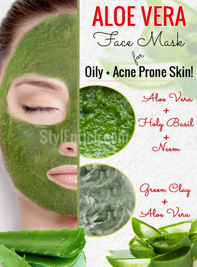 Best ideas about Aloe Face Mask DIY . Save or Pin Aloe Vera Face Masks for Oily and Acne Prone Skin Now.
