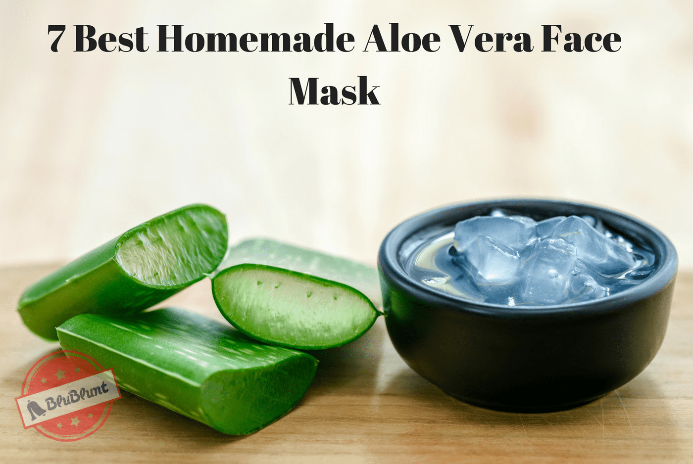 Best ideas about Aloe Face Mask DIY . Save or Pin 7 Best Homemade Aloe Vera Face Mask for all Skin Problems Now.