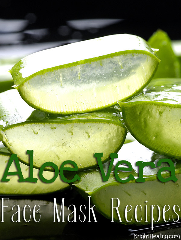 Best ideas about Aloe Face Mask DIY . Save or Pin Homemade Aloe Vera Face Mask Recipes Now.