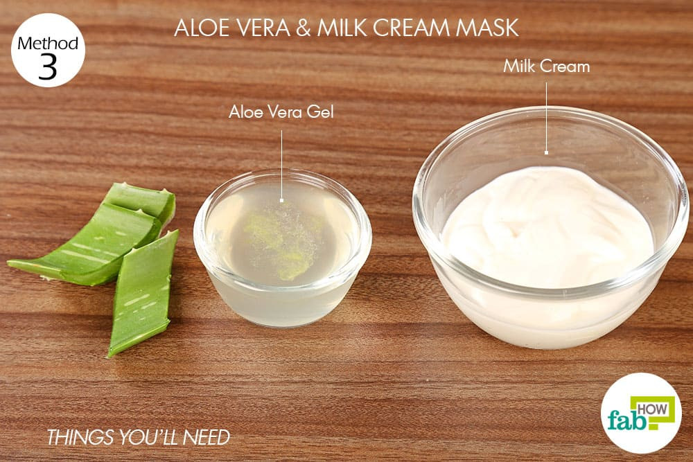 Best ideas about Aloe Face Mask DIY . Save or Pin 5 Homemade Face Masks for Dry Skin The Secret to Baby Now.