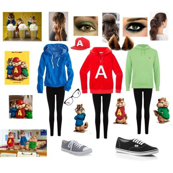 Best ideas about Alvin And The Chipmunks DIY Costume . Save or Pin Alvin and the Chipmunks Halloween Costume Now.