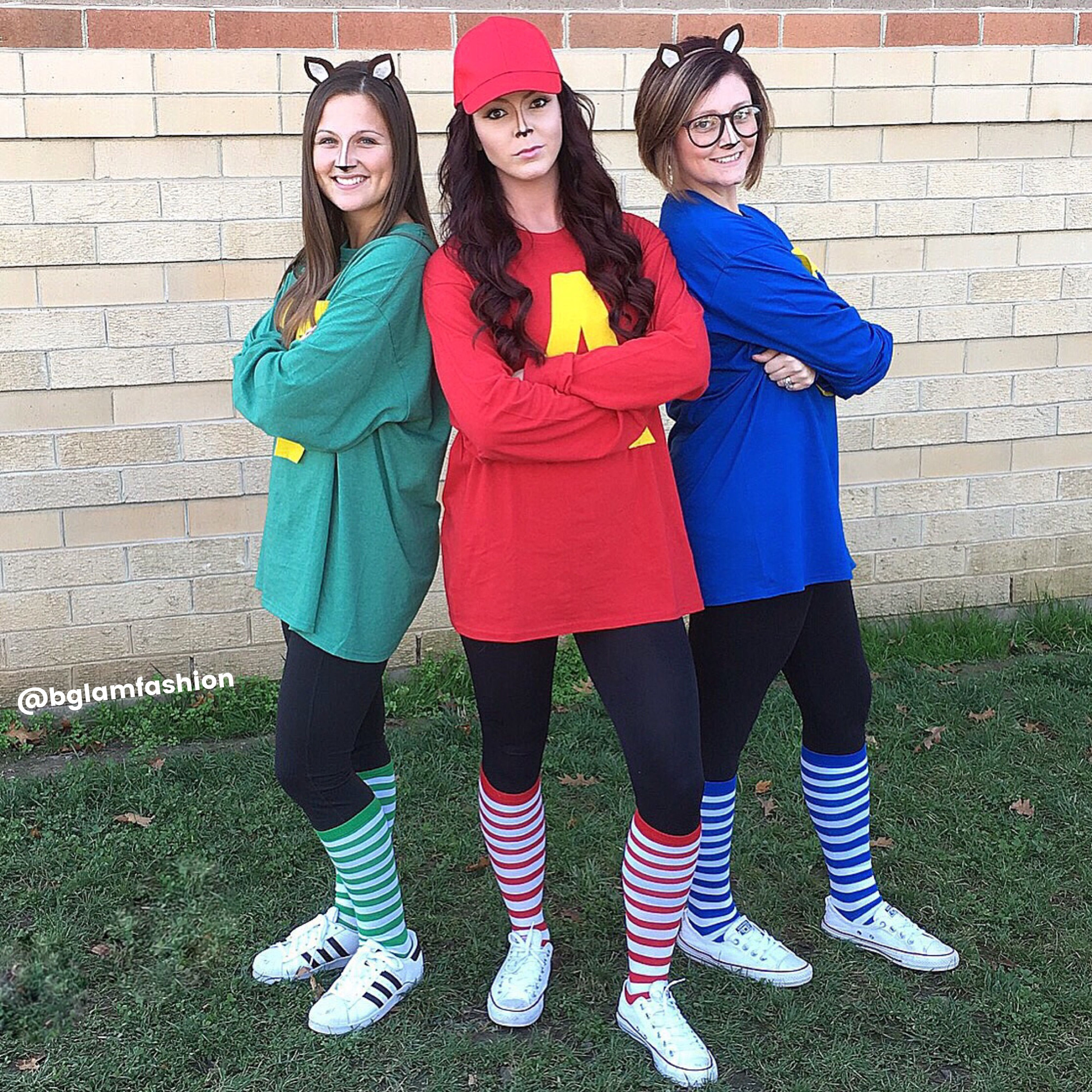 Best ideas about Alvin And The Chipmunks DIY Costume . Save or Pin Diy Alvin and the chipmunks costumes were the best ideas Now.