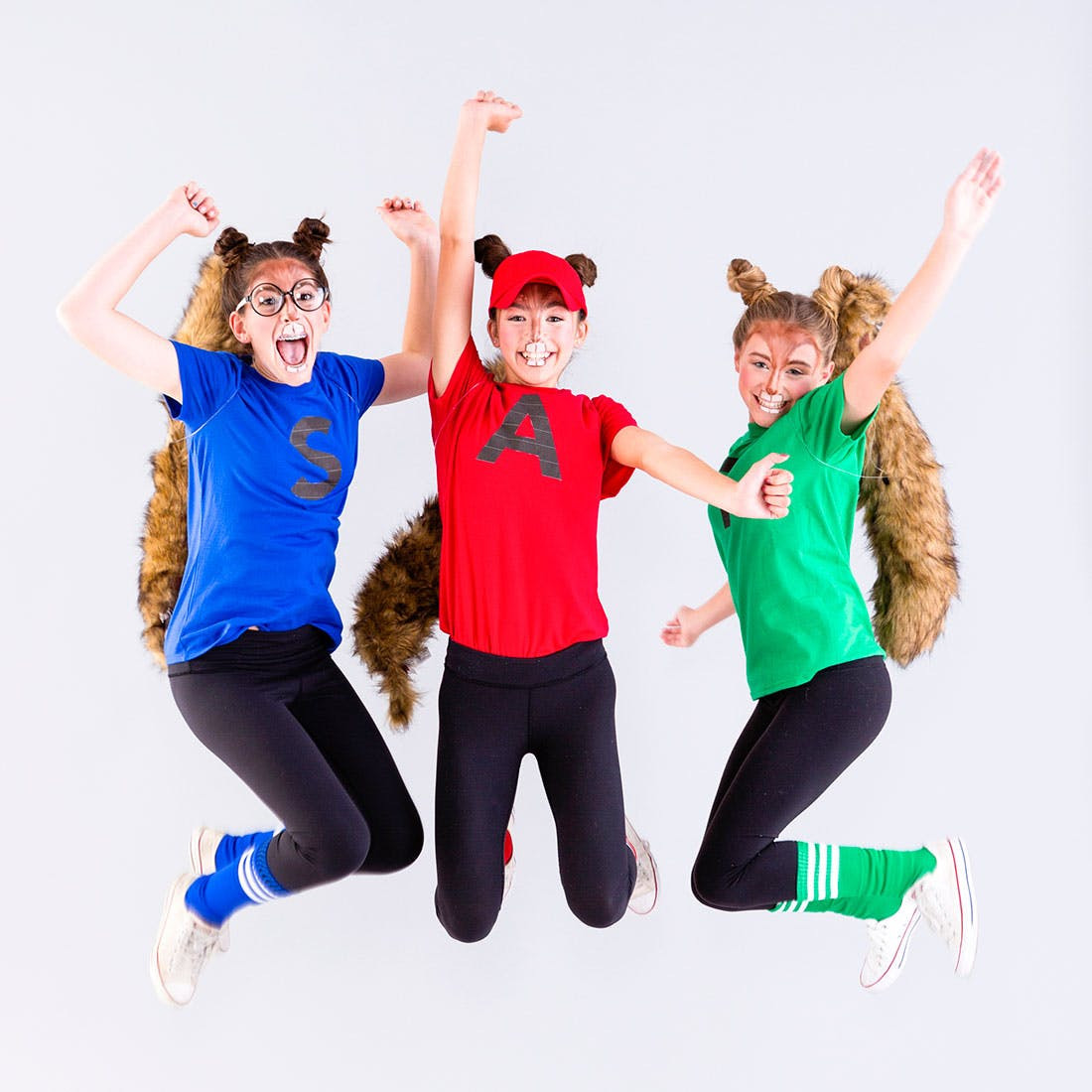 Best ideas about Alvin And The Chipmunks DIY Costume . Save or Pin This Alvin and the Chipmunks Costume Is the Perfect Tweens Now.