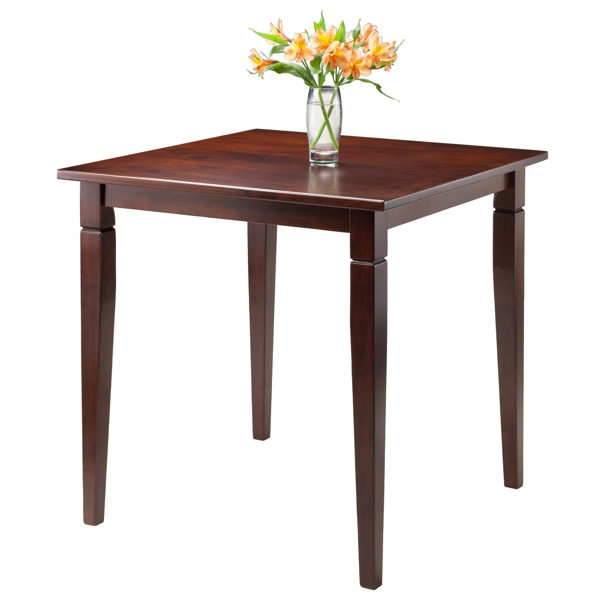 Best ideas about Amazon Dining Table . Save or Pin Amazon Winsome Kingsgate Dining Table Routed with Now.