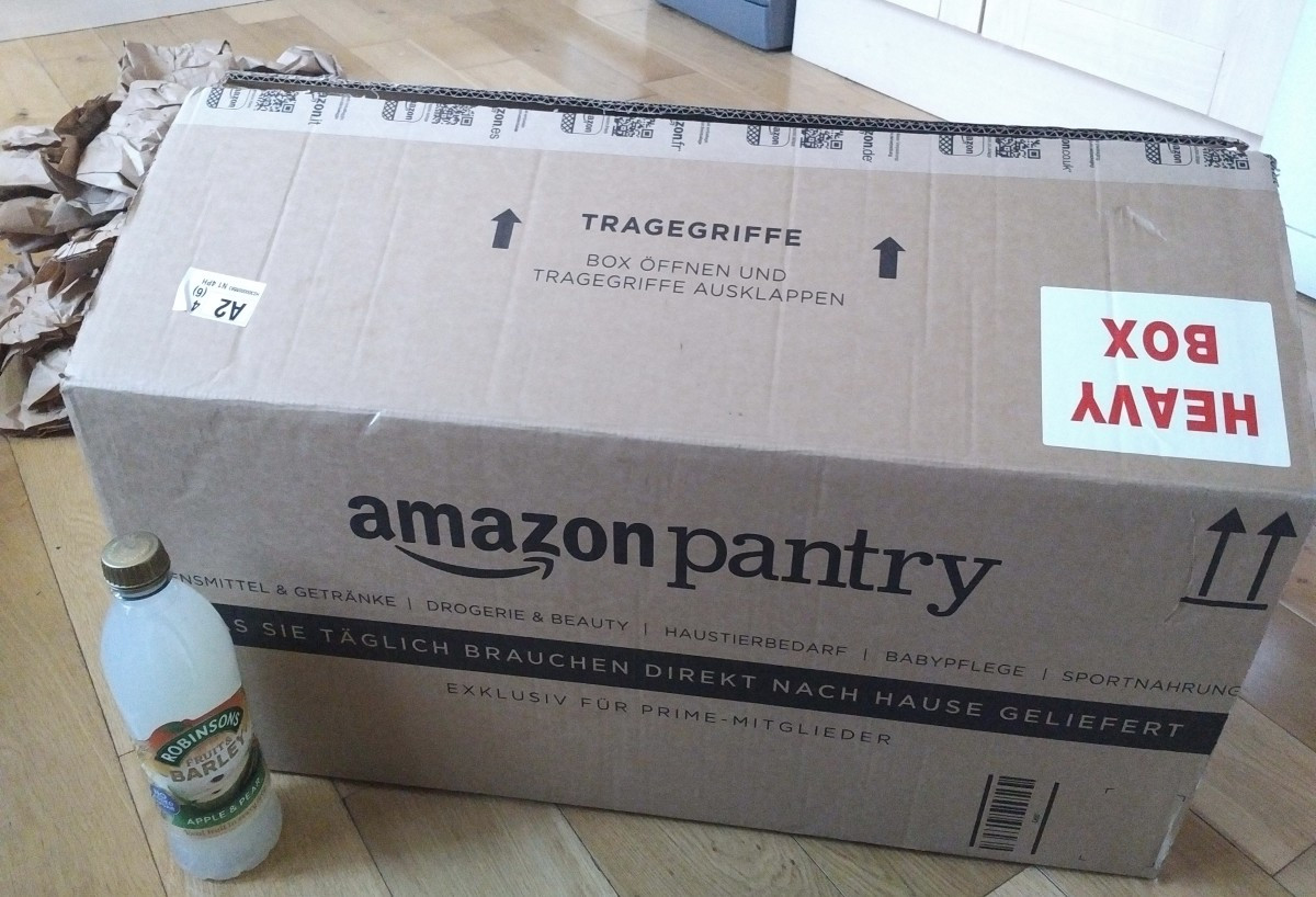 Best ideas about Amazon Pantry Box . Save or Pin Amazon s Pantry can t challenge UK supermarkets yet Now.