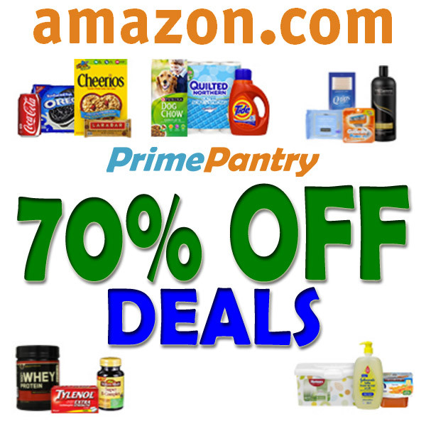 Best ideas about Amazon Pantry Deals . Save or Pin OFF Amazon Pantry & Grocery Items Now.