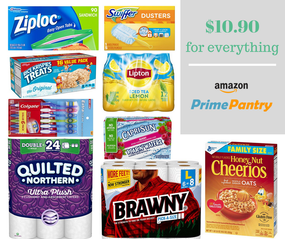 Best ideas about Amazon Pantry Deals . Save or Pin Amazon Prime Pantry Huge Coupon Deals Free Cheerios Now.