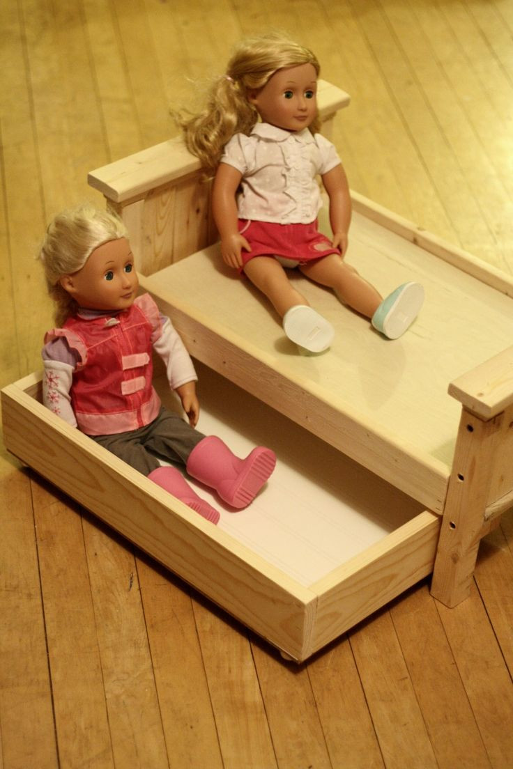 Best ideas about American Girl Doll Furniture DIY . Save or Pin 17 Best images about Ana white American girl doll horse Now.