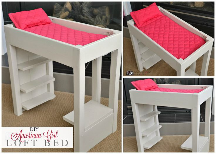Best ideas about American Girl Doll Furniture DIY . Save or Pin 15 best Doll Furniture Tutorials images on Pinterest Now.
