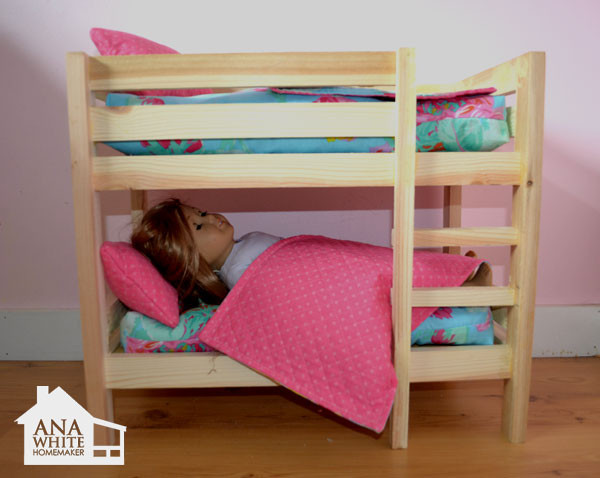 Best ideas about American Girl Doll Furniture DIY . Save or Pin Ana White Now.