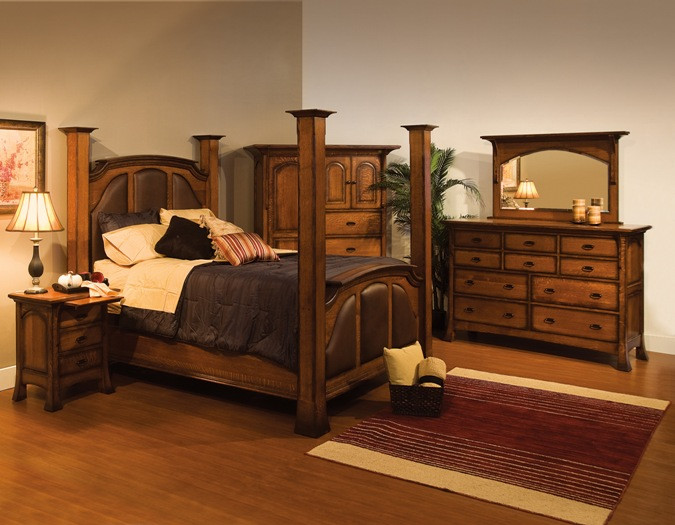 Best ideas about Amish Bedroom Furniture . Save or Pin Amish Bedroom Sets 32 Now.