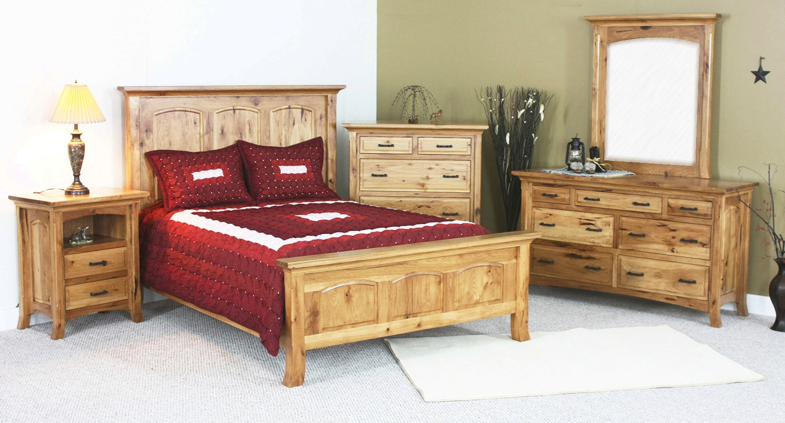 Best ideas about Amish Bedroom Furniture . Save or Pin Bedroom Sets Amish Bedroom Collection Now.