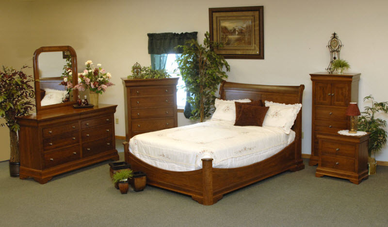 Best ideas about Amish Bedroom Furniture . Save or Pin Look Oak Amish Bedroom Furniture – Amish Resort Furniture Now.