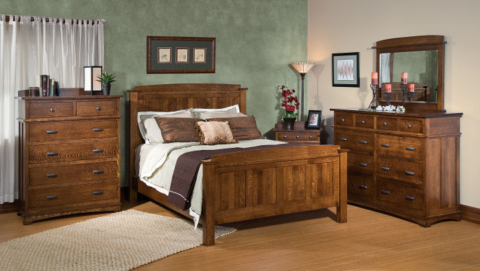 Best ideas about Amish Bedroom Furniture . Save or Pin Amish Bedroom Sets 22 Now.