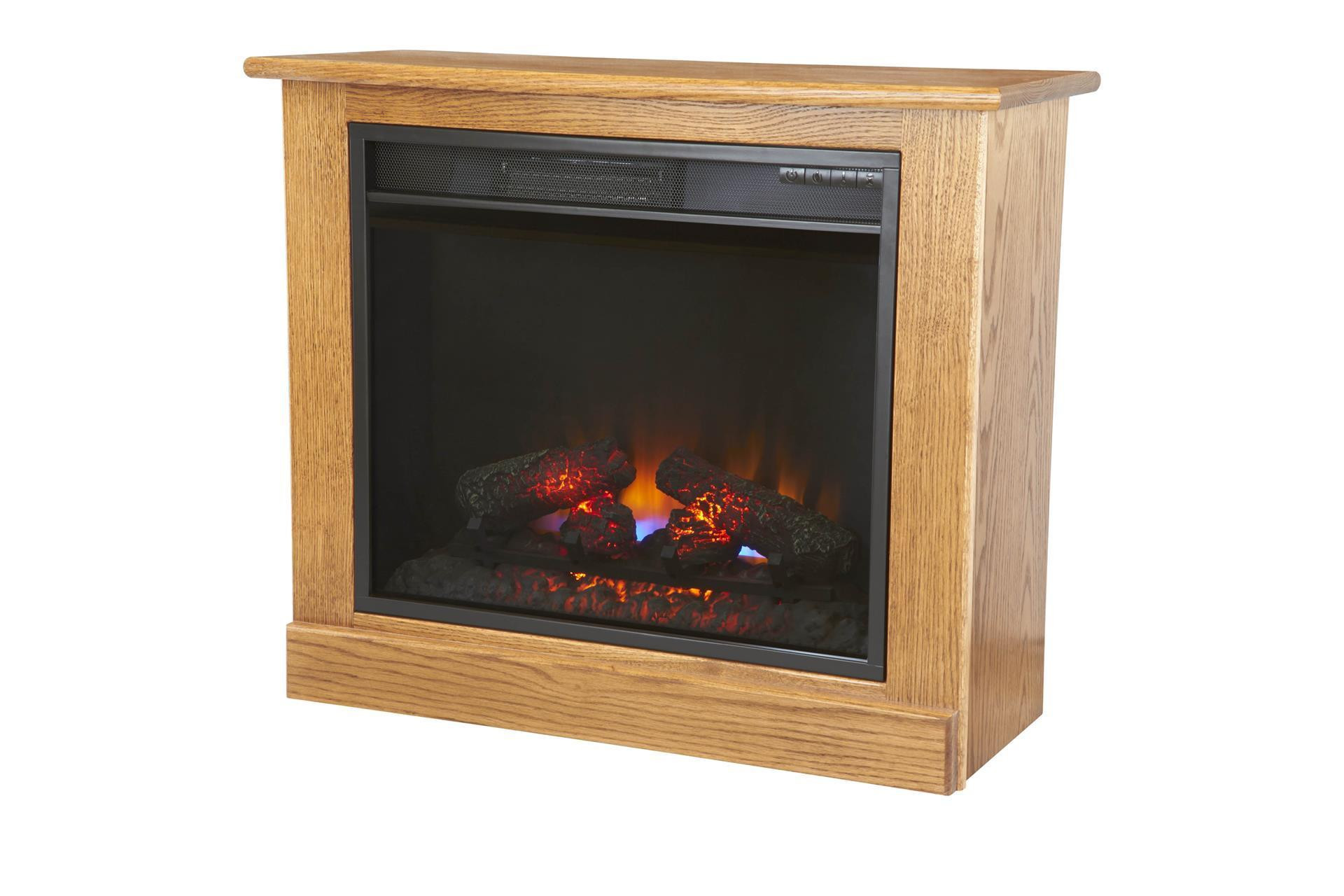 Best ideas about Amish Fireplace Heater . Save or Pin Portable Fireplace Heater on Casters from DutchCrafters Amish Now.
