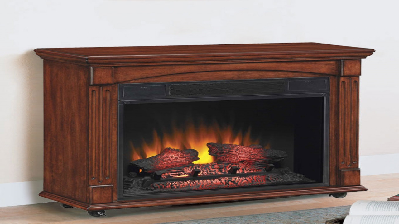 Best ideas about Amish Fireplace Heater . Save or Pin Electric fireplace cherry amish fireplace heaters Now.