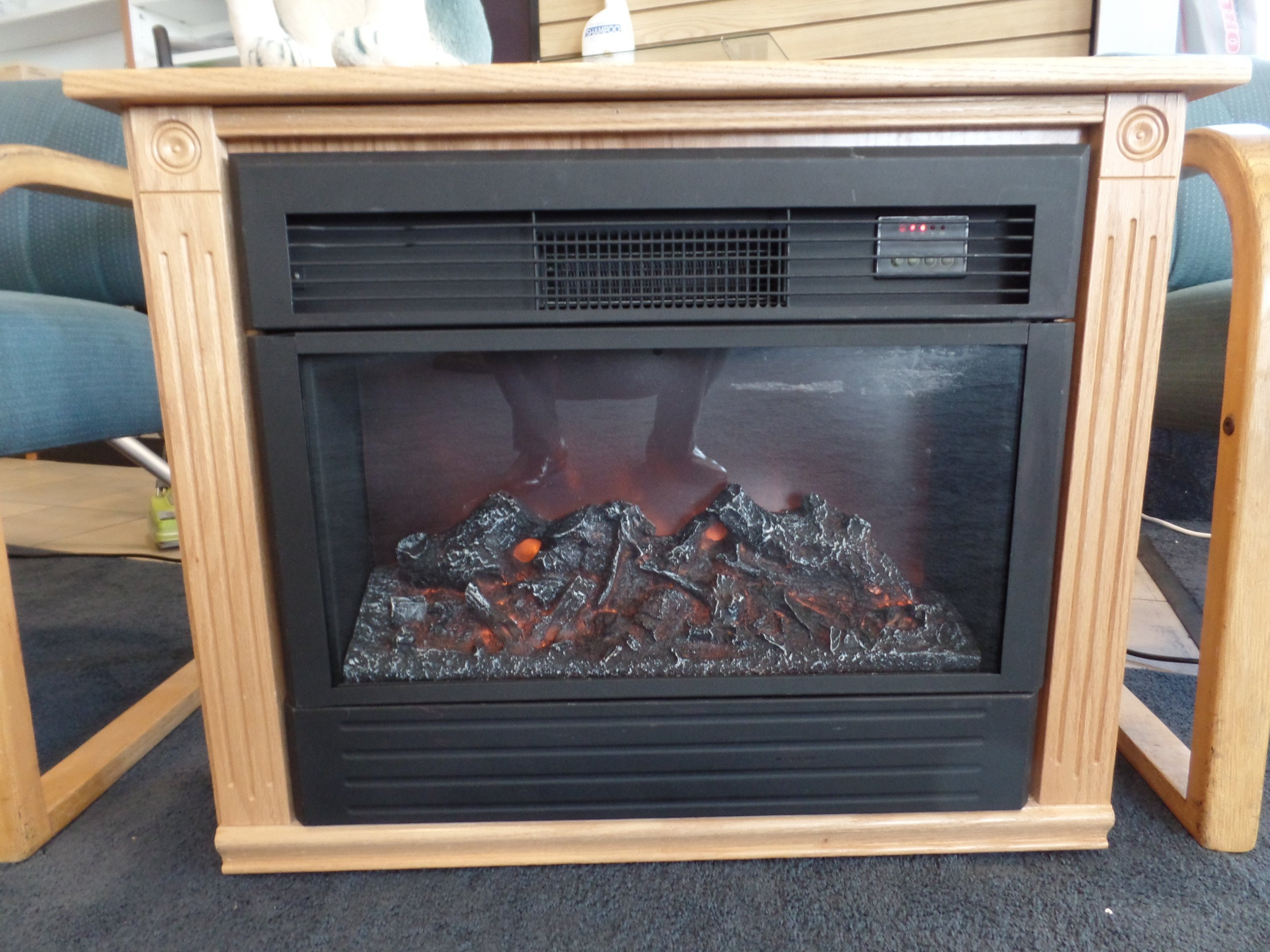 Best ideas about Amish Fireplace Heater . Save or Pin Heat Surge Amish Fireplaces – VacuumsRUs Now.