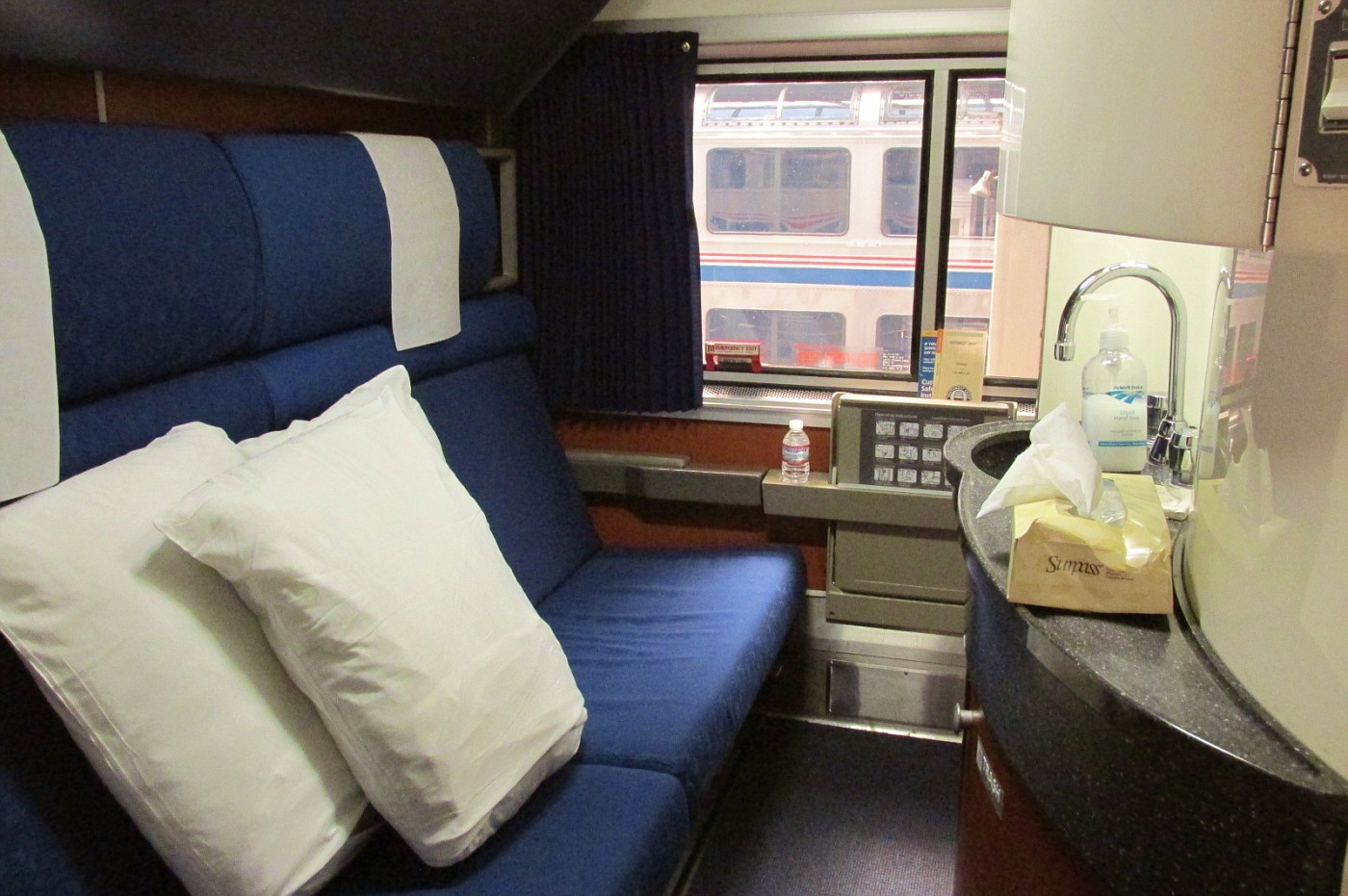 "Best ideas about Amtrak Bedroom Suite . Save or Pin ON THE ROAD AGAIN Seeing America From ""See Level Now."