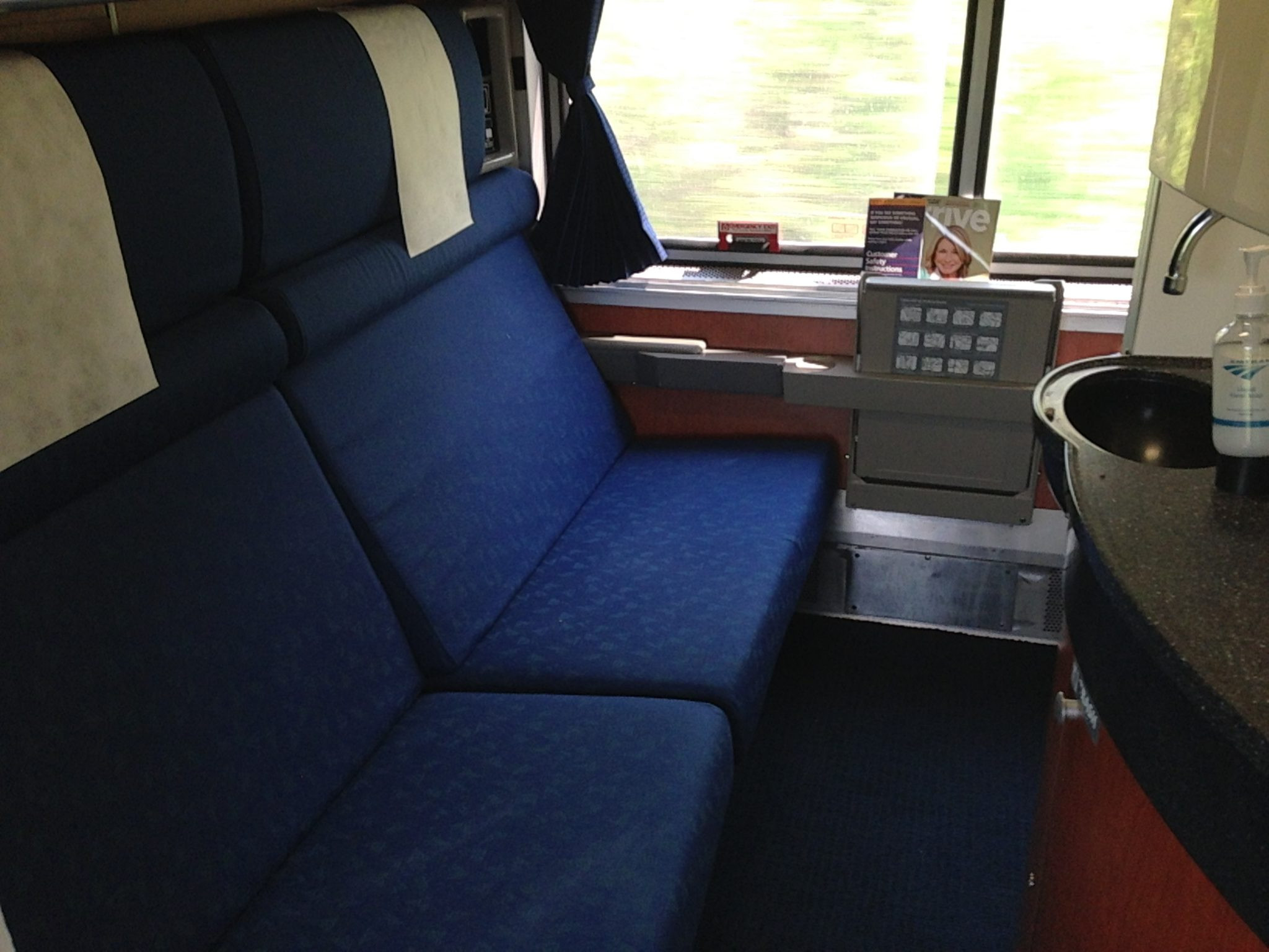 Best ideas about Amtrak Bedroom Suite . Save or Pin PHOTOS Amtrak Bedroom Suite Tour Now.