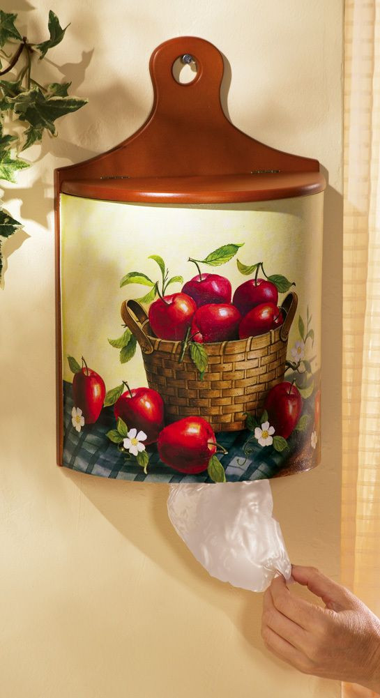 Best ideas about Apple Kitchen Decor Cheap . Save or Pin Best 25 Grocery bag storage ideas on Pinterest Now.