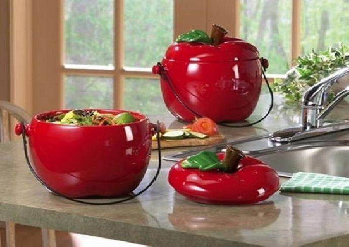 Best ideas about Apple Kitchen Decor Cheap . Save or Pin Apple Kitchen Decor Cheap Now.