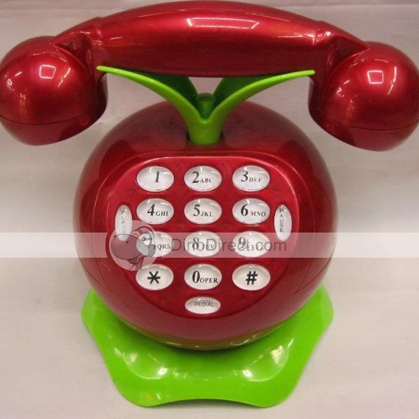 Best ideas about Apple Kitchen Decor Cheap . Save or Pin 357 best images about Telephones old or wierd on Pinterest Now.