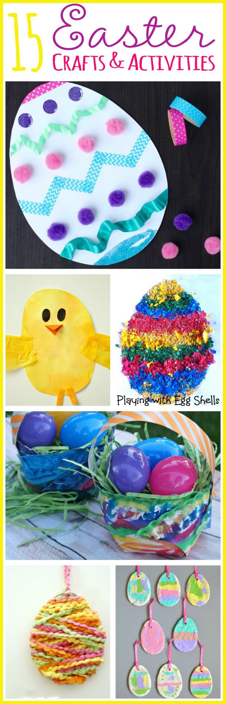 Best ideas about April Crafts For Kids . Save or Pin 326 best images about Library April NLW Poetry etc on Now.