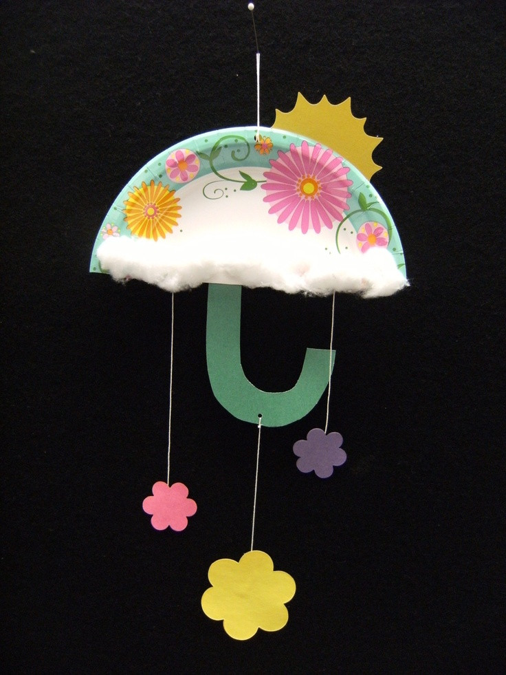 Best ideas about April Crafts For Kids . Save or Pin 25 best ideas about April showers on Pinterest Now.