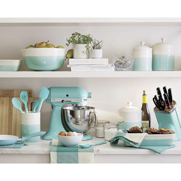 Best ideas about Aqua Kitchen Decor . Save or Pin 1000 ideas about Turquoise Kitchen Decor on Pinterest Now.