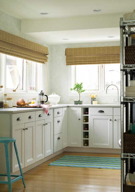 Best ideas about Aqua Kitchen Decor . Save or Pin la cassatina turquoise is the new white Now.
