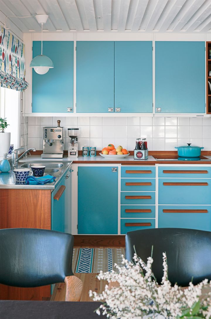 Best ideas about Aqua Kitchen Decor . Save or Pin Kitchen Subway Tiles Are Back In Style – 50 Inspiring Designs Now.