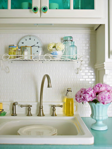 Best ideas about Aqua Kitchen Decor . Save or Pin Theme Design Ideas in Coastal style decor House Furniture Now.