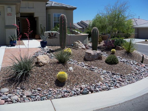 Best ideas about Arizona Landscape Ideas . Save or Pin arizona landscaping ideas Now.