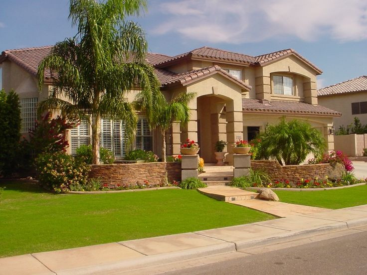 Best ideas about Arizona Landscape Ideas . Save or Pin 1000 images about AZ front yard on Pinterest Now.