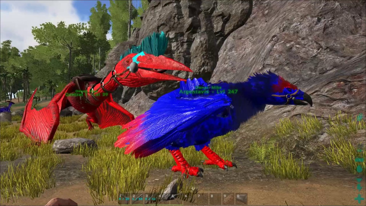 Best ideas about Ark Paint Colors . Save or Pin ARK Survival Evolved Tips 6 How to paint a dinosaur Now.