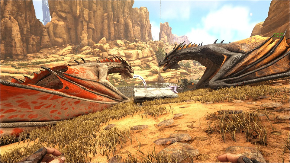 Best ideas about Ark Paint Colors . Save or Pin Wyvern colors General Discussion ARK ficial Now.