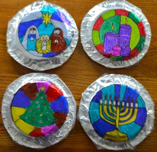 Best ideas about Around The World Crafts For Kids . Save or Pin Gorgeous Stained Glass Craft Holidays Around the World Now.