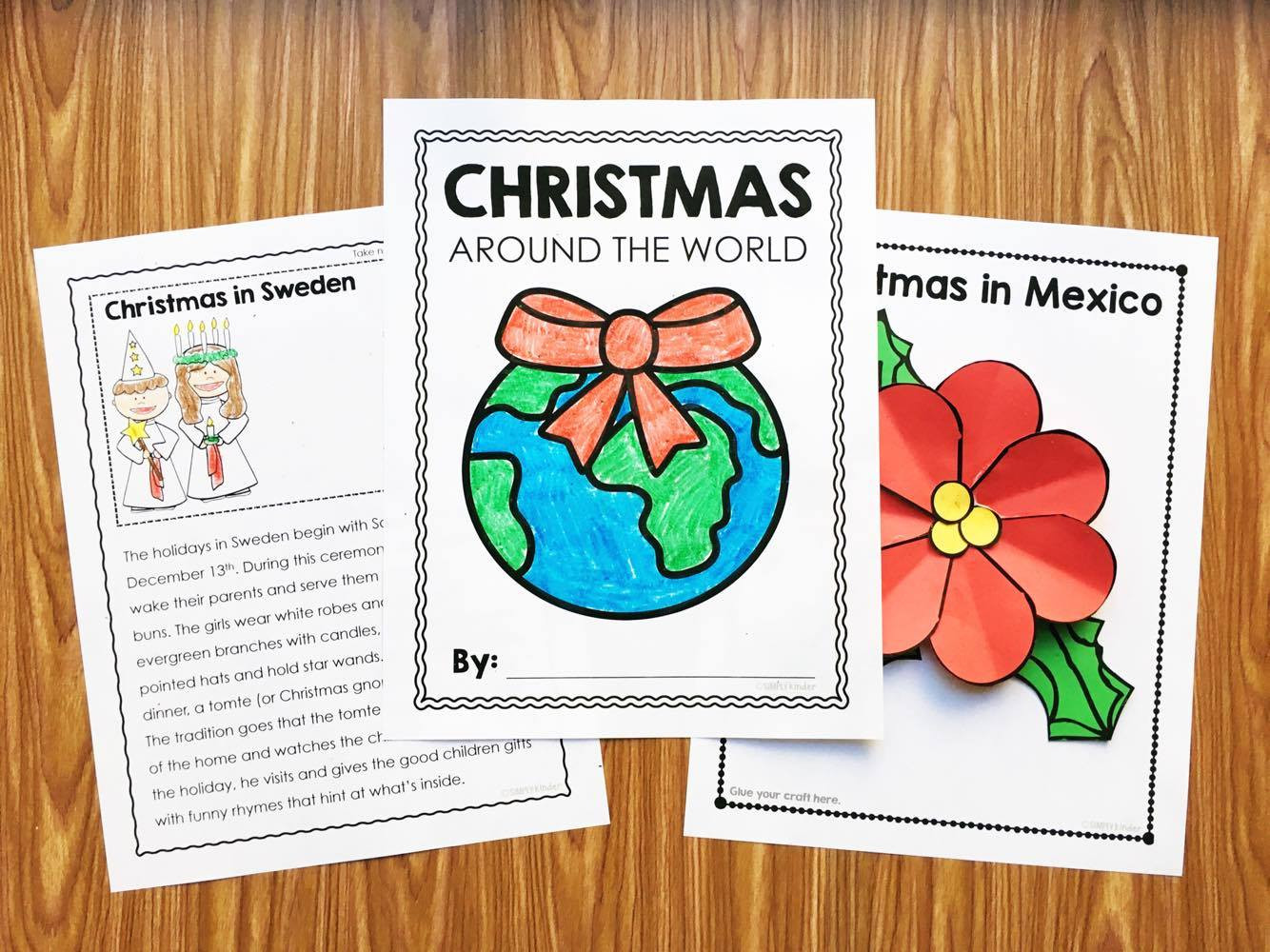 Best ideas about Around The World Crafts For Kids . Save or Pin Christmas Around the World Videos for Kids Simply Kinder Now.