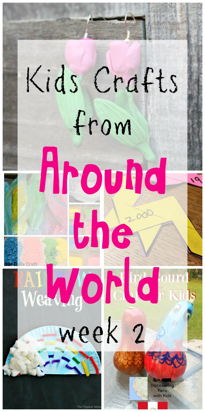 Best ideas about Around The World Crafts For Kids . Save or Pin Best 20 World Crafts ideas on Pinterest Now.