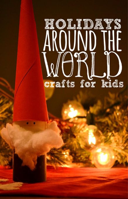 Best ideas about Around The World Crafts For Kids . Save or Pin Holidays Around the World Crafts for Kids COST 12 75 128 Now.